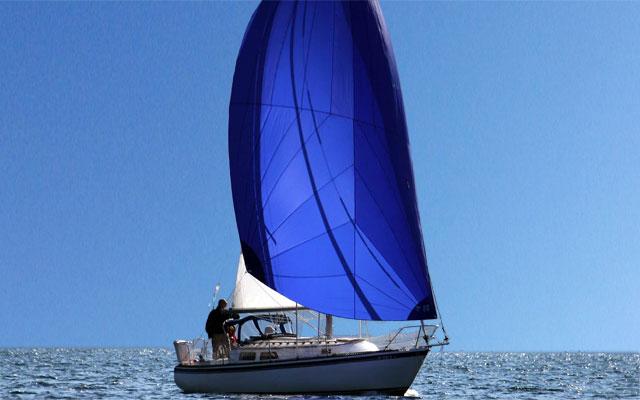 g-spinn sail