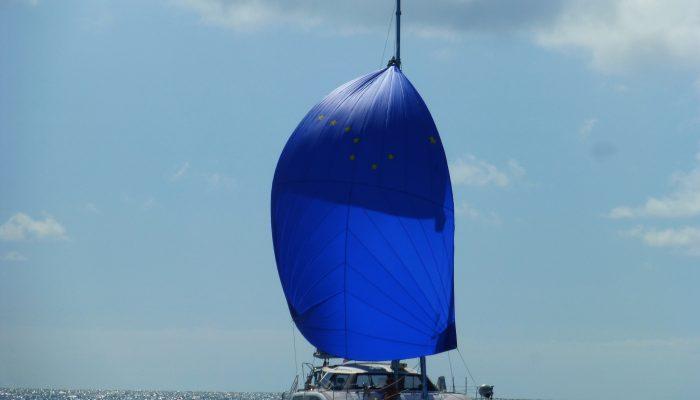 alaska spinnaker sail
