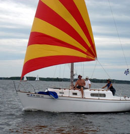 category drifter sails