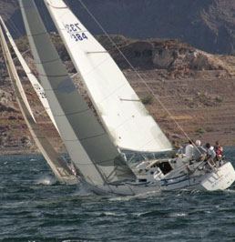 category racing sails