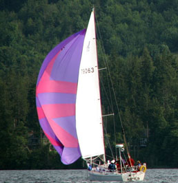 category spinnakers