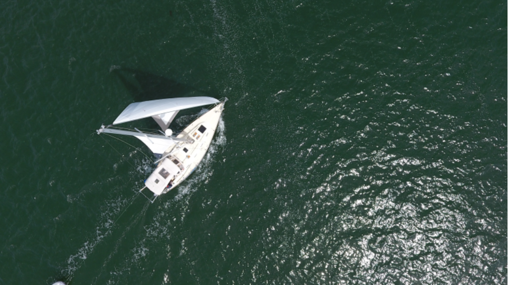 furling sail